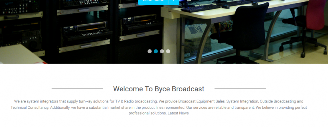 Byce Broadcast Limited