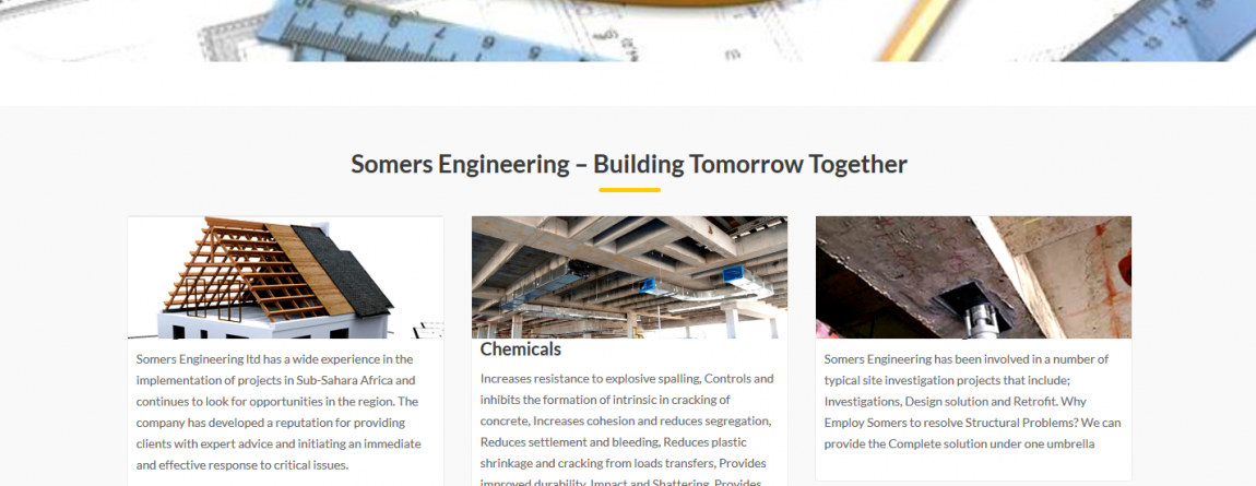 Somers Engineering Ltd